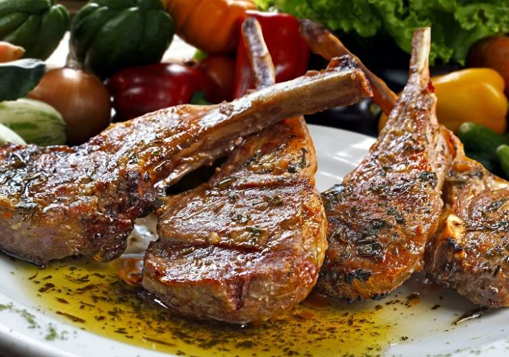 Chop, Chop to Enjoy Lamb Chops this Fall