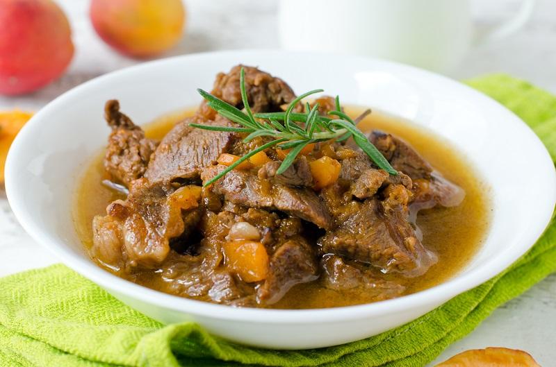 Misty Lane Lamb Stew