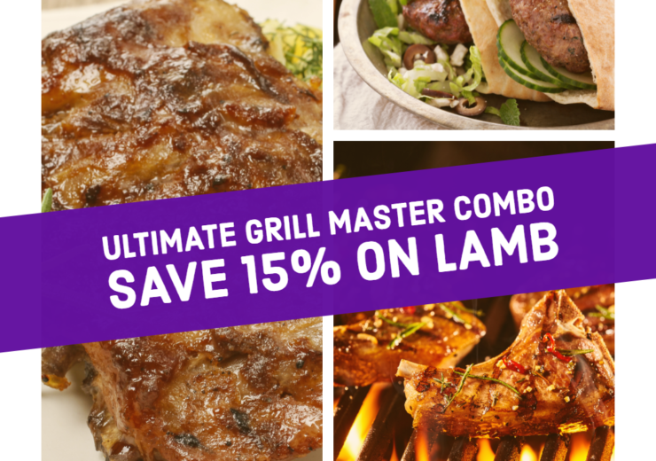 Grill Master Specials, Save 15% on Michigan Lamb