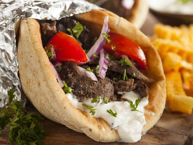 Make Your Own Gyros!