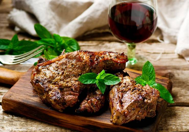 Enjoy Lamb for a Romantic Meal on Valentine's Day