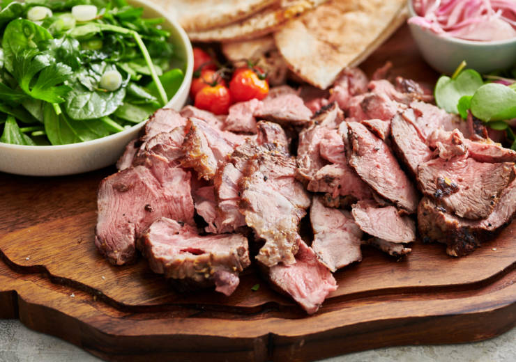 Lamb Gyro Board – New Take On a Popular Trend